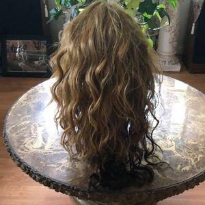Blonde ombré lace front 20 inch